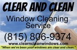 CLEAR AND CLEAN WINDOW CLEANING SERVICE, FRANKFORT IL